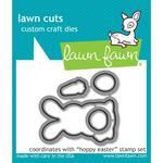 Hoppy Easter Lawn Cuts Custom Craft Die