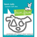 Hang In There Lawn Cuts Custom Craft Die - Lawn Fawn