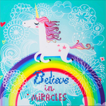 "Believe In Miracles - Diamond Dotz Diamond Embroidery Facet Art Kit 11""X11.75"""
