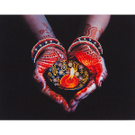 "Peaceful Offering - Diamond Dotz Diamond Embroidery Facet Art Kit 21.75""X17.25"""
