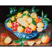 "Still Life With Lemons - Diamond Dotz Diamond Embroidery Facet Art Kit 19.5""X23.5"""