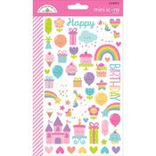 Fairy Tales Mini Icon Sticker Sheets - Doodlebug