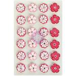 Pink Petals - Prima Traveler's Journal Flowers