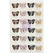 In Flight - Prima Traveler's Journal Butterflies
