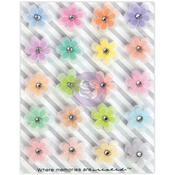 Neon Flora - Prima Traveler's Journal Flowers