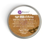 Aged Brass - Finnabair Art Alchemy Metallique Wax