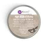 Old Silver - Finnabair Art Alchemy Metallique Wax
