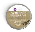 White Gold - Finnabair Art Alchemy Metallique Wax