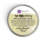 Green Brocade - Finnabair Art Alchemy Opal Magic Wax