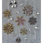 Winter Trinkets - Finnabair Mechanicals Metal Embellishments