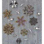Winter Trinkets - Finnabair Mechanicals Metal Embellishments