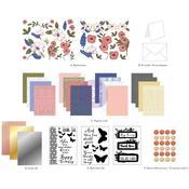 Christine Adolf Foiled Card Kit #1
