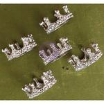 French Regalia Crowns II - Prima Frank Garcia Memory Hardware Embellishments