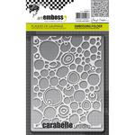 Circles & Dots - Carabelle Studio Embossing Folder