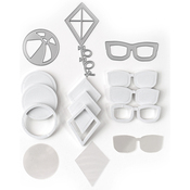 Summer - Queen & Company Shaker Shape Kit