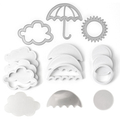 Spring - Queen & Company Shaker Shape Kit