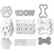 Dog - Queen & Company Shaker Shape Kit