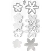 Flowers - Queen & Company Shaker Shape Kit