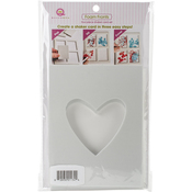 Solo Heart - Queen & Co Foam Fronts 2pcs