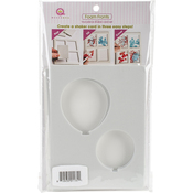 Balloons - Queen & Co Foam Fronts 2pcs
