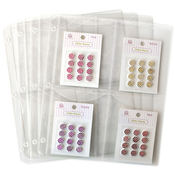 Quad Pocket - Envy Collection Binder Refill Pack