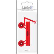 Wagon - Little B Mini Cutting Die