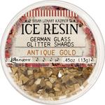 Antique Gold - Ice Resin Glass Glitter Shards