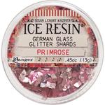 Primrose - Ice Resin Glass Glitter Shards