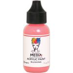 Blushing - Dina Wakley Media Heavy Body Acrylic Paint 1oz