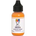 Tangerine - Dina Wakley Media Heavy Body Acrylic Paint 1oz