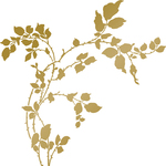 Thorny Branches - Anna Griffin Hotfoil Stamp Plates