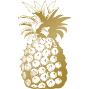 Pineapple - Anna Griffin Hotfoil Stamp Plates