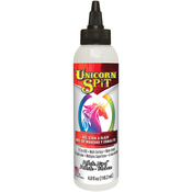 White Ning - Wood Stain & Glaze 4oz - Unicorn Spit