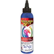 Blue Thunder - Wood Stain & Glaze 4oz - Unicorn Spit