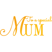 Special Mum - Classic Sentiments Hotfoil Stamp Plates
