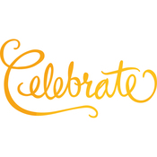 Celebrate - Classic Sentiments Hotfoil Stamp Plates