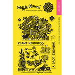 """Enveloper Kindness - Waffle Flower Crafts Clear Stamps 4""""X6"""""""