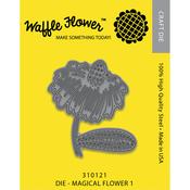 Magical Flower 1 - Waffle Flower Die
