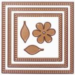 Small - Gina K Designs 3 Nested Square Dies