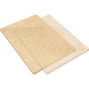 Clear W/Gold Glitter Standard Big Shot Cutting Pads - Sizzix