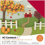 Autumn - American Crafts Variety Cardstock Pack