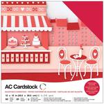 "Valentines - American Crafts Variety Cardstock Pack 12""X12"" 60/Pkg"