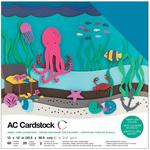 Jewel - American Crafts Variety Cardstock Pack