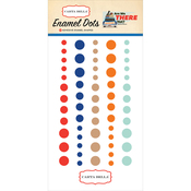 Are We There Yet Enamel Dots - Carta Bella