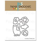 Courteous Cuties - Paper Smooches Die