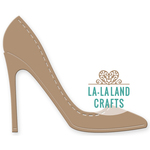"Stiletto 2.75""X2.5"" - La-La Land Die"