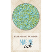 Seafoam - Blue Fern Studios Embossing Powder 1oz