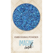 Stormy Seas - Blue Fern Studios Embossing Powder 1oz