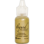 Ancient Gold - Liquid Pearls Dimensional Pearlescent Paint .5oz