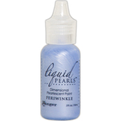 Periwinkle - Liquid Pearls Dimensional Pearlescent Paint .5oz